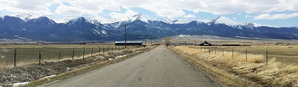 Hermit Road, Westcliffe, Colorado